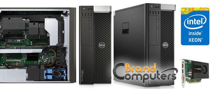 Dell Precision T5610 - Daca sunteti interesat de un workstation care ofera o adevarata putere si performanta in ceea ce priveste rularea aplicatiilor de proiectare sau de editare foto si video atunci va recomandam super modelul DELL Precision T5610. Componentele acestuia sunt gazduite de o carcasa destul de compacta de tip Mid-Tower, de culoare neagra/argintie si sunt intretinute de o sursa de 825 de watti. https://www.brandcomputers.ro/blog/dell-precision-t5610-un-workstation-de-invidiat/