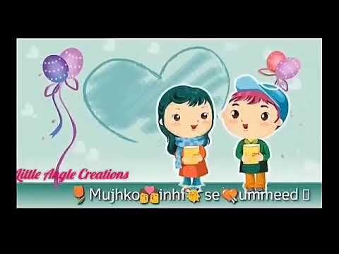 Teri muskurahat hai takat meri | Best Hindi Status | Romantic Video Stat...