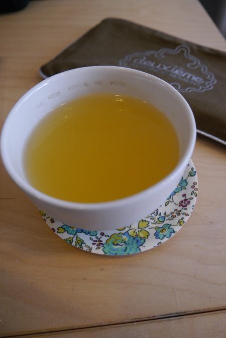Recette boisson chaude antifroid (pommes & oranges) ©aimecommemarie