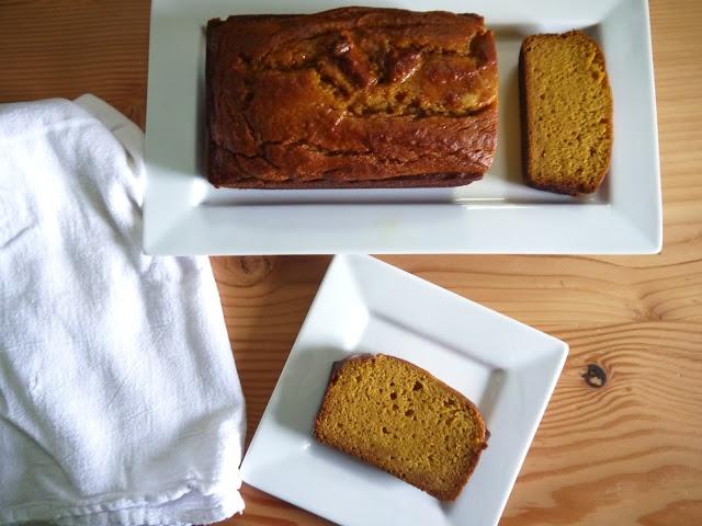 Light Pumpkin Gingerbread | eats | Breakfast Anytime | Pinterest