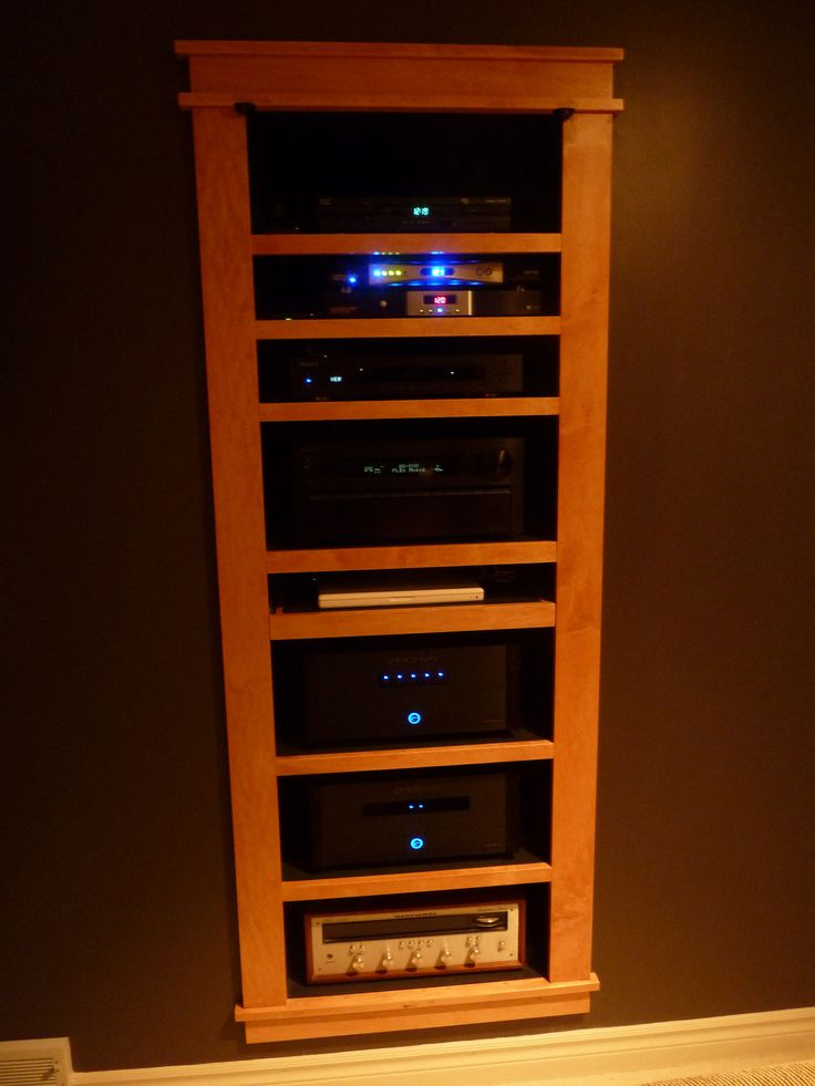 Best Of Home theater Cabinet Cooling