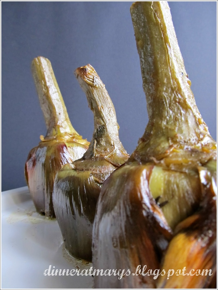 Roman artichokes