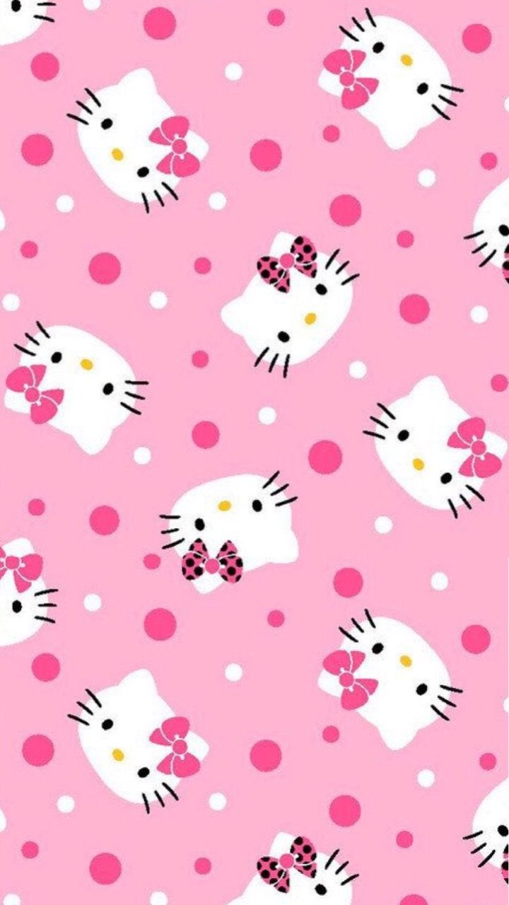 Simple Wallpaper Hello Kitty Strawberry - f9a81989bb1870f2575d2751d7a7e90b--kitty-wallpaper-hello-kitty  You Should Have_756135.jpg