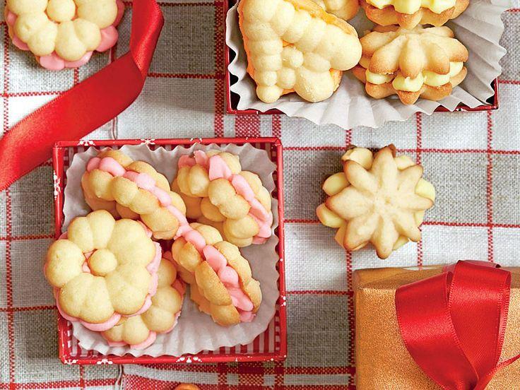 Cookie Press Sandwiches