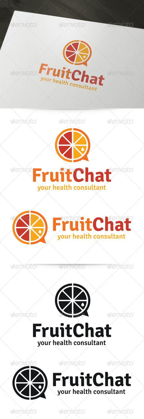 Fruit Chat Logo