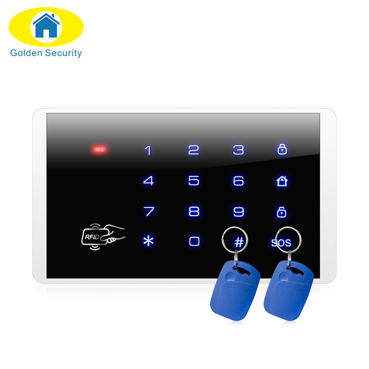 K16 Wireless RFID Touch Keyboard For PSTN GSM Home Personal House Alarm Systems security home Wireless Password Keypad system  #security #safe #dashcam #stolen #alarm #lost #GPS #tracking #cctv #found