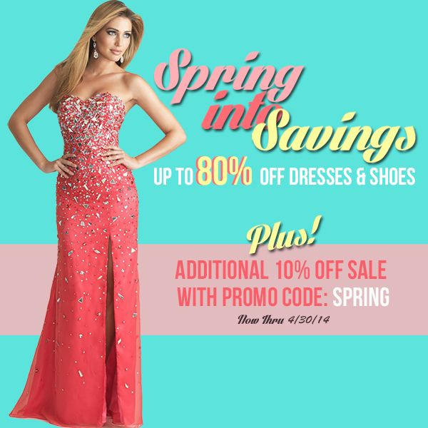 Prom Dresses On Sale