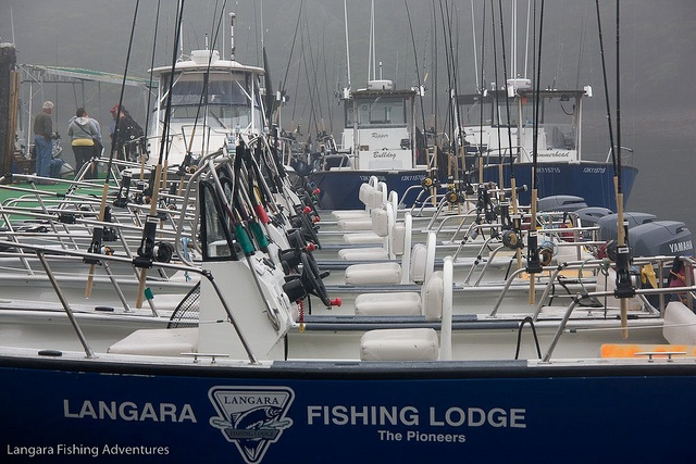 131 best aluminum alloy boats images on pinterest boats for Langara fishing lodge