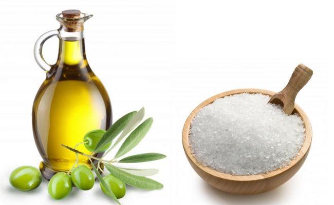 Ξεφλουδίζει η μαυρισμένη επιδερμίδα σου; Λάδι και αλάτι είναι η απάντηση - http://ipop.gr/themata/frontizw/xefloudizi-mavrismeni-epidermida-sou-ladi-ke-alati-ine-apantisi/