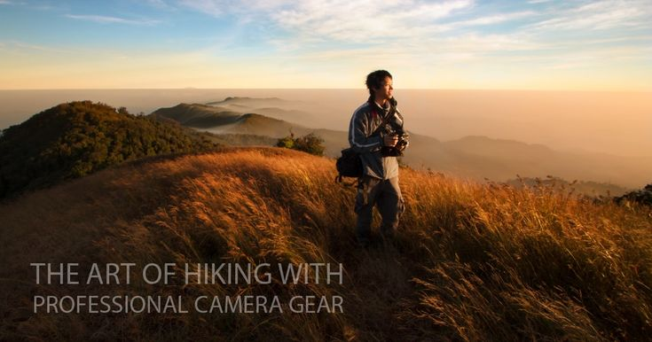The Art of Hiking with Professional Camera Gear https://www.lightandcomposition.com/store/the-art-of-hiking-with-professional-camera-gear/?utm_campaign=crowdfire&utm_content=crowdfire&utm_medium=social&utm_source=pinterest