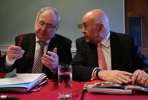 The retirement pensions of Labour Cabinet ministers will cost almost €15m, the Sunday Independent can reveal.