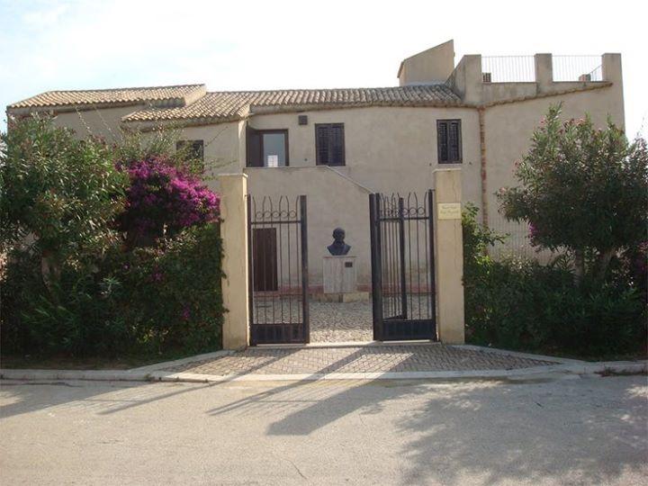 Casa natale di Luigi Pirandello ad Agrigento