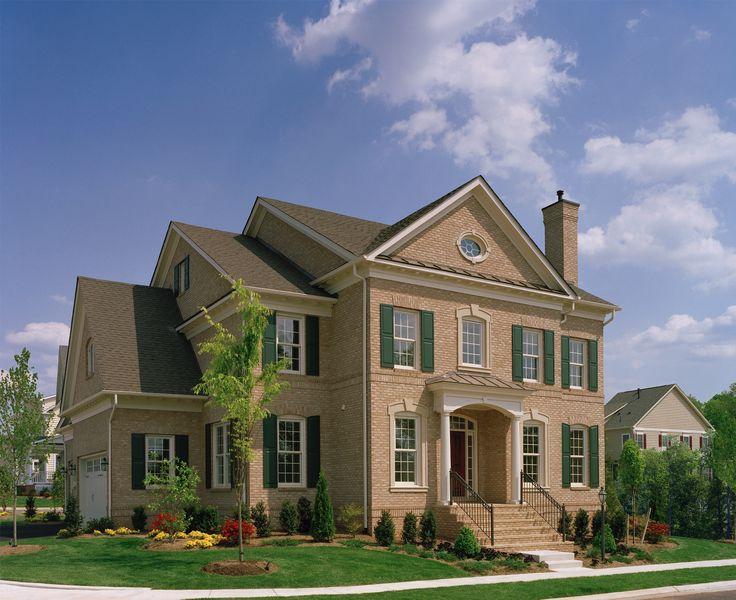 Luxury model homes northern virginia