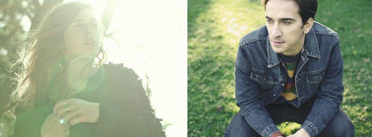 Αρετή Κοσμίδου/Δημήτρης Σαμόλης<br>«The Girl, The Boy & The Garden»