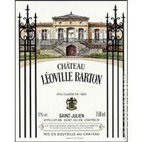 Chateau Leoville Barton 2010 St Julien...100 points!!! Leoville-Barton is one of 14 Deuxieme Grand Crus Classes (Second Growths); Bordeaux