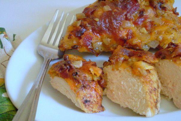 Bacon Chicken. Photo by TasteTester