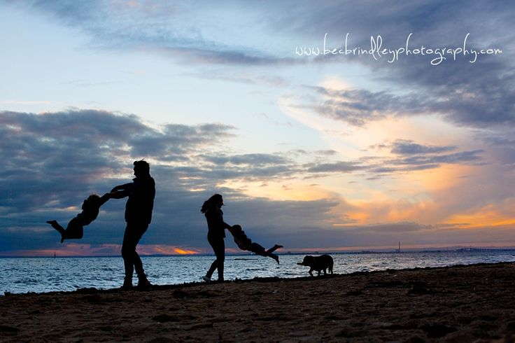 Family Sessions at beach   Bec Brindley Photography