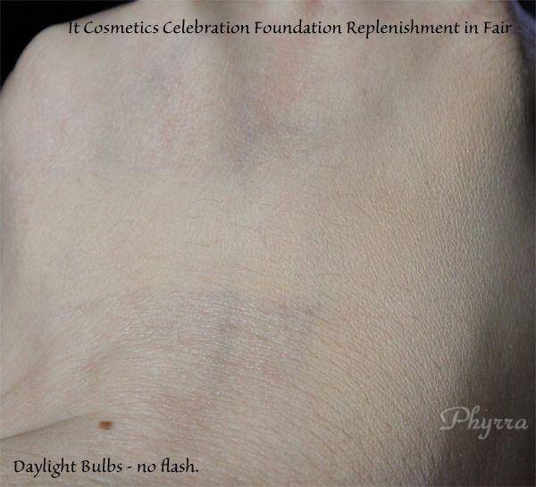 Celebration Foundation Illumination by IT Cosmetics #11