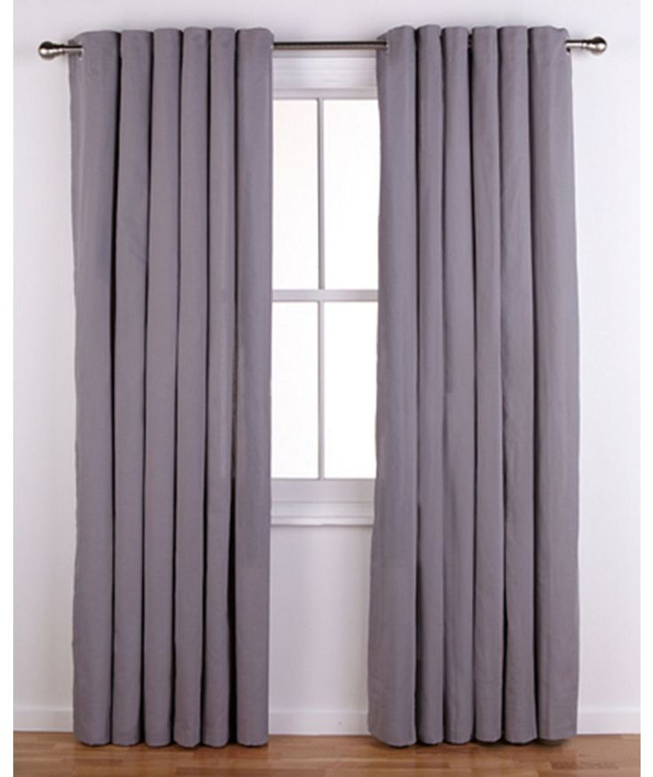 Buy Colourmatch Lima Eyelet Curtains 117x137cm Smoke Grey At Your Online Shop