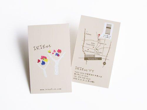 Works ショップカード | ショップツールデザインSTAFF BLOG - Part 3/雑貨屋
