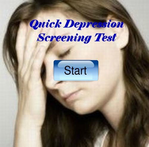 Quick Depression Screening Test