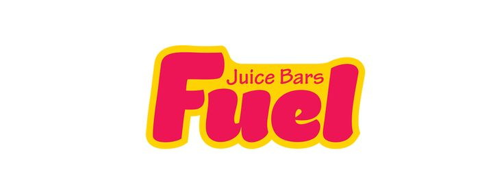 Fuel Juice Bars - Rebrand logo