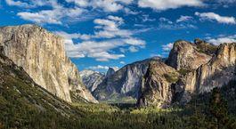 Gyönyörű felvételek a Yosemite Nemzeti Parkról