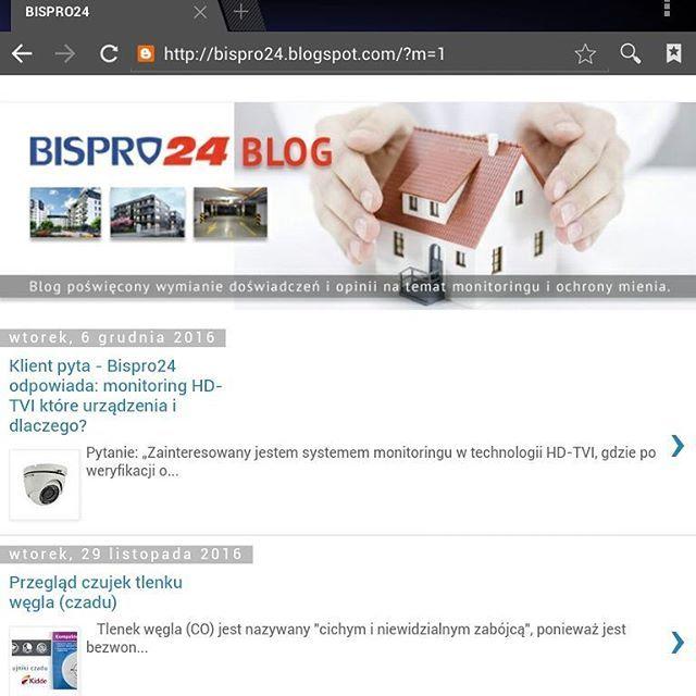 Zapraszamy na naszego bloga po porady związane z systemami zabezpieczeń. #bispro24  #blog