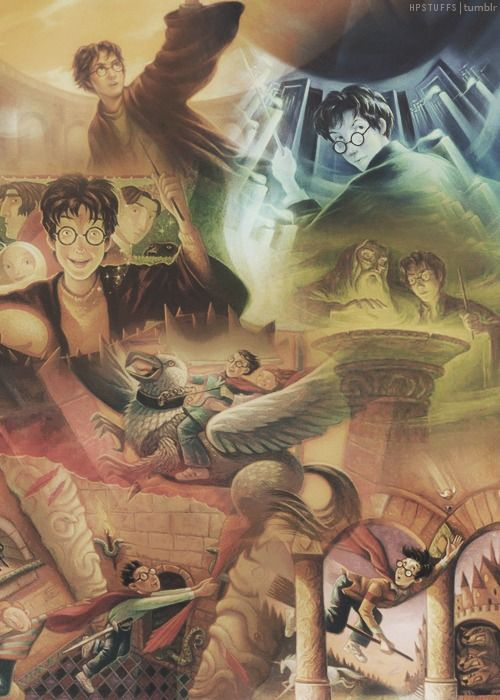 Book Cover Collage You Tube ~ Best images about harry potter on pinterest ginny