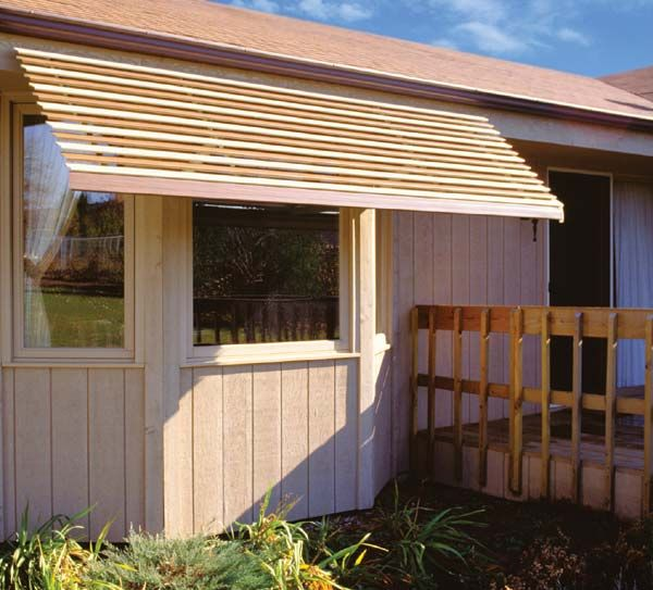 17 Best Images About Wood Awning On Pinterest Wood Patio