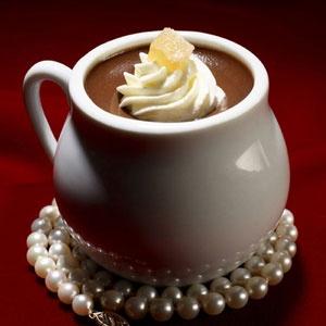 Chai Chocolate Pots de Creme - French Dessert Recipes - Baked Custard ...