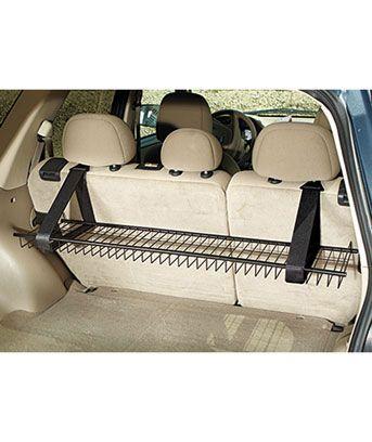 9 best trunk organizer images on pinterest car organizers car minivansuv cargo shelf solutioingenieria Image collections