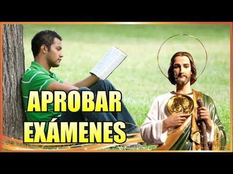 San Judas Tadeo -  Oración para Aprobar Exámenes - YouTube
