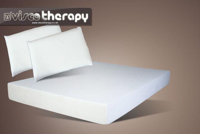 Memory Foam Mattress & Pillows