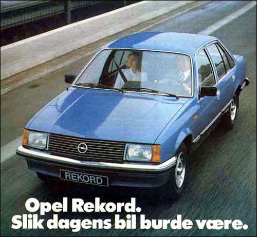 Opel 1979