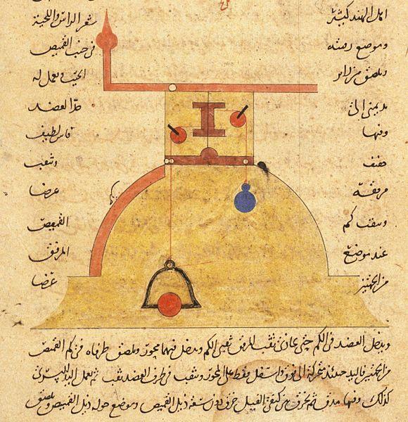 Arabic Machine Manuscript | The Public Domain Review