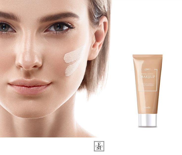 Affidiamoci al nostro nuovo fondotinta coprente che si fonde perfettamente con la pelle, maschera le discromie anche sotto gli occhi e in più idrata e leviga.