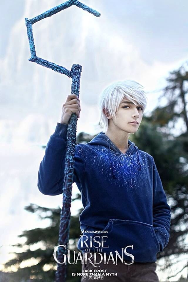 Rise of the guardians cosplay. I know this is dreamworks but I'm still going to…