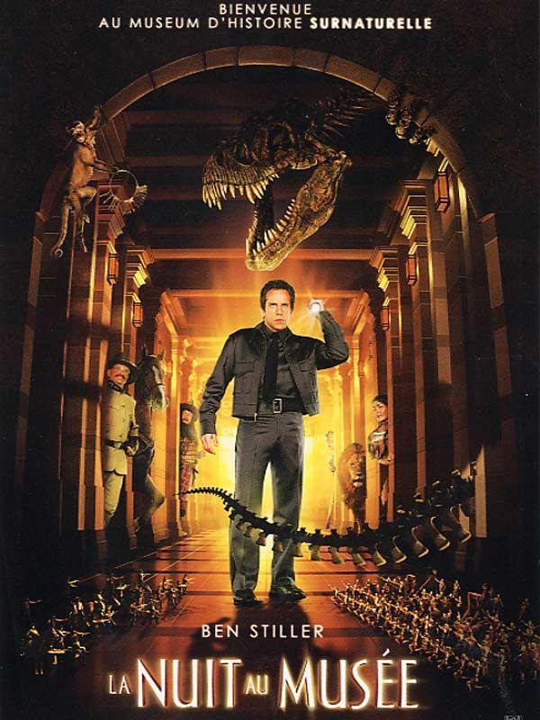 La Nuit au musée est un film de Shawn Levy avec Ben Stiller, Carla Gugino. Synopsis : Le Muséum d'Histoire Naturelle renferme dans ses murs un secret mystérieux et stupéfiant que Larry, nouveau gardien de sécurité, ne va pas tarder à dé