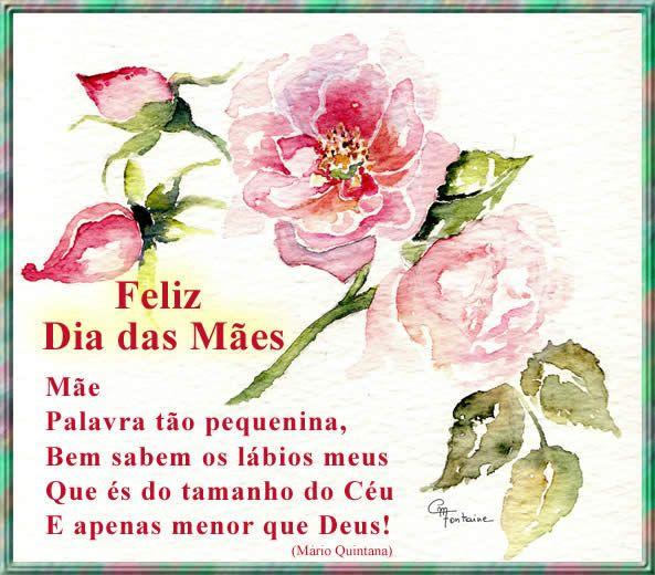 Feliz Dia Das Mães 2016 Frases Cartões E Mensagens Feliz Dia Das Mães Mensagem Dia Das Mães Mensagem Para O Dia