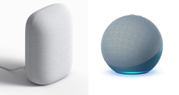 Nest Audio Vs Amazon Echo 4th Gen How The New Smart Speakers Stack Up In 2020 Smart Home Design Alexa Enabled Devices Smart Home