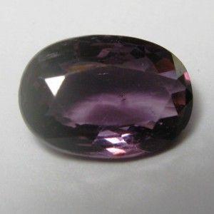 Spinel Pinkish Purple 1.52 carat