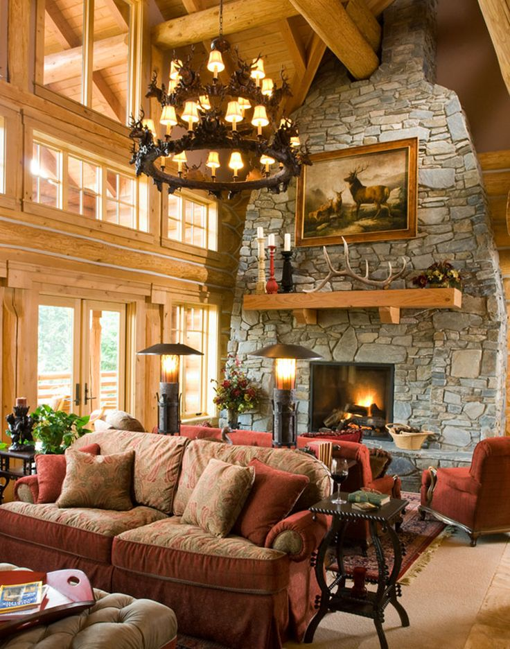 Lifeline Interior Light Natural log home stain and Perma Chink Light Gray log  home chinking73 best Chinking images on Pinterest   Log cabins  Log home  . Log Home Interior Photos. Home Design Ideas