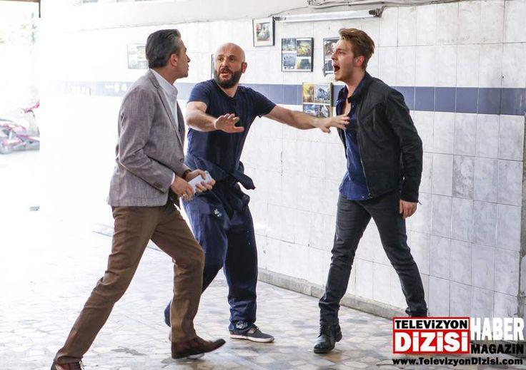 Paramparça'da Büyük Şok!: Başrollerini Erkan Petekkaya, Ebru Özkan ve Barış Falay'ın paylaştığı, senaryosu Yıldız Tunç'a,… #dizi #tv