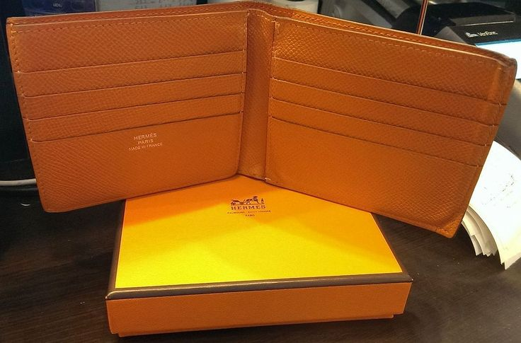 hermes wallets men