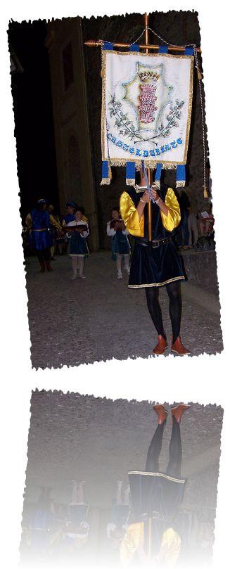 Italia Medievale: Festa medievale a San Ginese di Compito (LU)