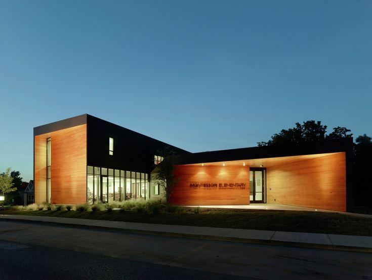 Fayetteville Montessori Elementary School,Courtesy of Timothy Hursley