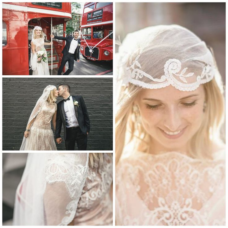 We are completely smitten with Audrey's & Eric's amazing London ...