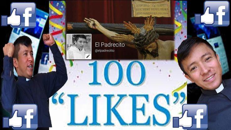 ¡Llegamos a 100 Me Gusta! Facebook