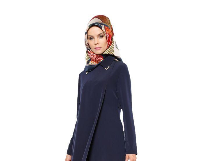 2017 Tesettür Ferace Giyim Modası - Peçem Ferace Blog